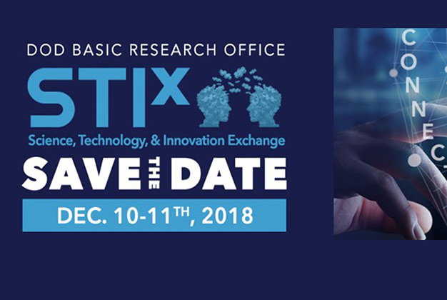 Upcoming 2018 Science, Technology & Innovation Exchange (STIx) Announcement